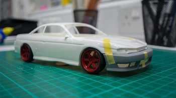 Lowering Any Model Car ELP Modelling