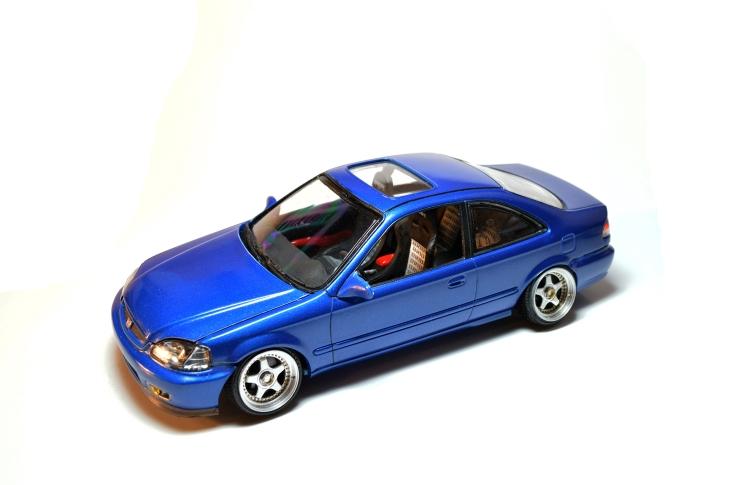 EM1 Civic Si OZ 2